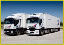 Vnitrostátní i mezinárodní nákladní přeprava - TQM - holding s.r.o.