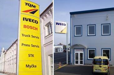 Kompletní servis pro nákladní vozidla - Truck servis