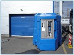 Servis a opravy vstřikovacích systémů DeNOx, výdej kapaliny AdBlue®