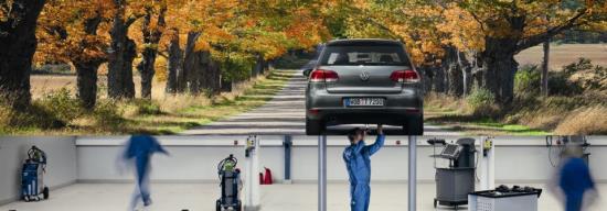Služby autoservisu, kompletní servisní práce, autorizovaný autoservis Volkswagen ve Znojmě
