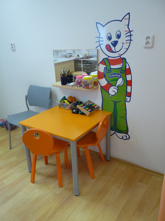 Zvuková laboratoř - nestátní zdravotnické zařízení COMHEALTH, s.r.o. Praha
