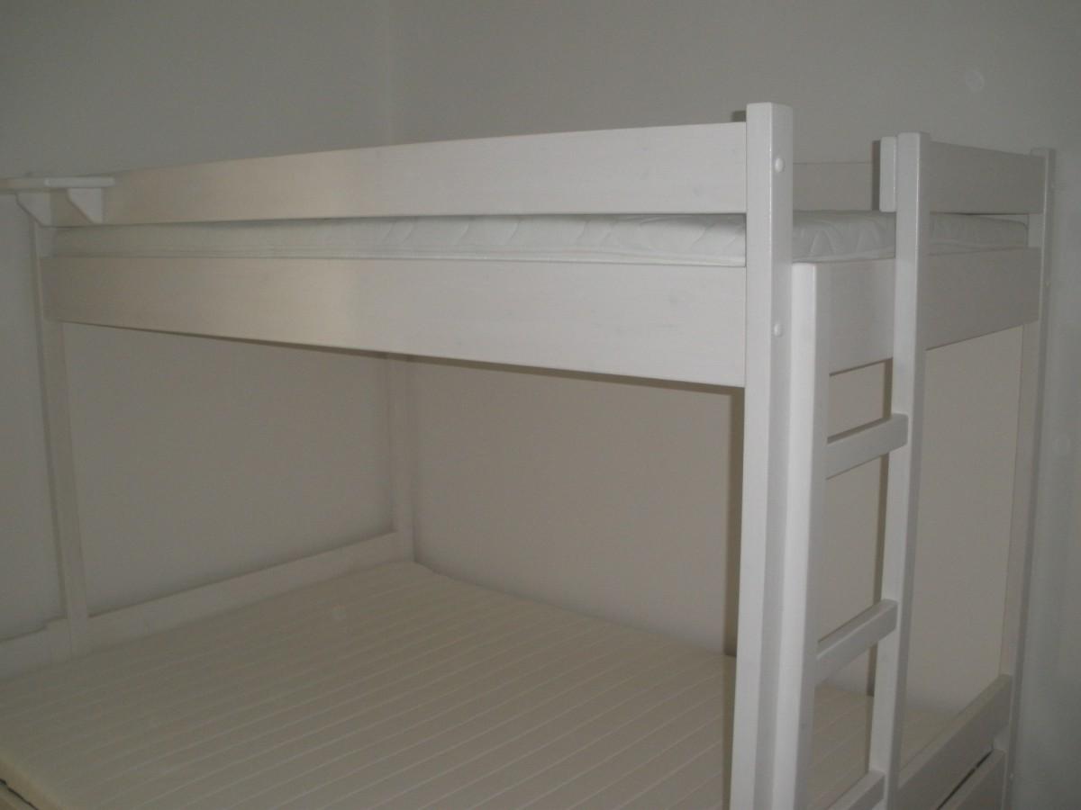 Zhotovení patrových postelí na míru, Kuchyňské studio Jan Forman, Moravský Krumlov