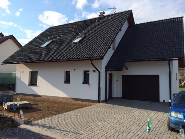 Výstavba rodinných domů na klíč,  HOMESTEAD s.r.o. Hamry nad Sázavou