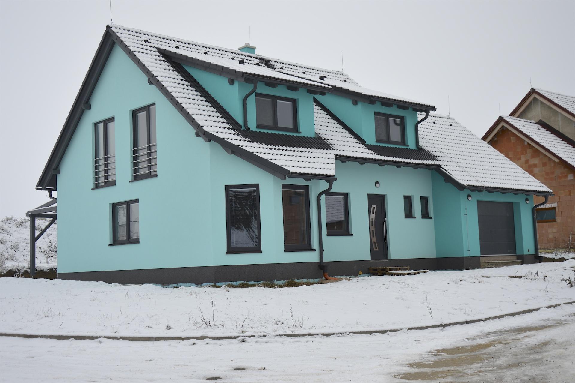 Dřevostavby rodinných domů,  HOMESTEAD s.r.o., Hamry nad Sázavou, Vysočina