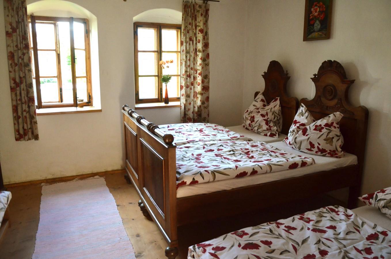 Pohodlné ubytování Bochníčkovi, Česká Kanada