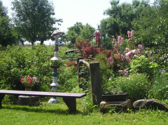 Ukázková přírodní zahrada Bochníčkovi, Mutišov u Slavonic