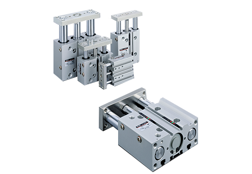 Pneumatické pohony pro průmyslovou automatizaci, YETTY.EU