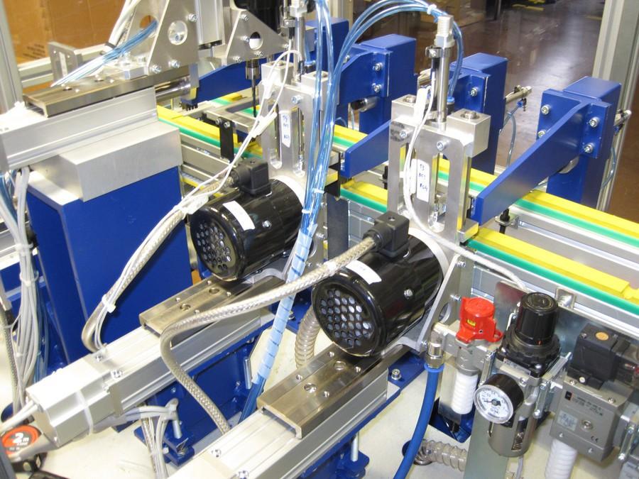 Technická podpora v oblasti pneumatických systémů, YETTY.EU