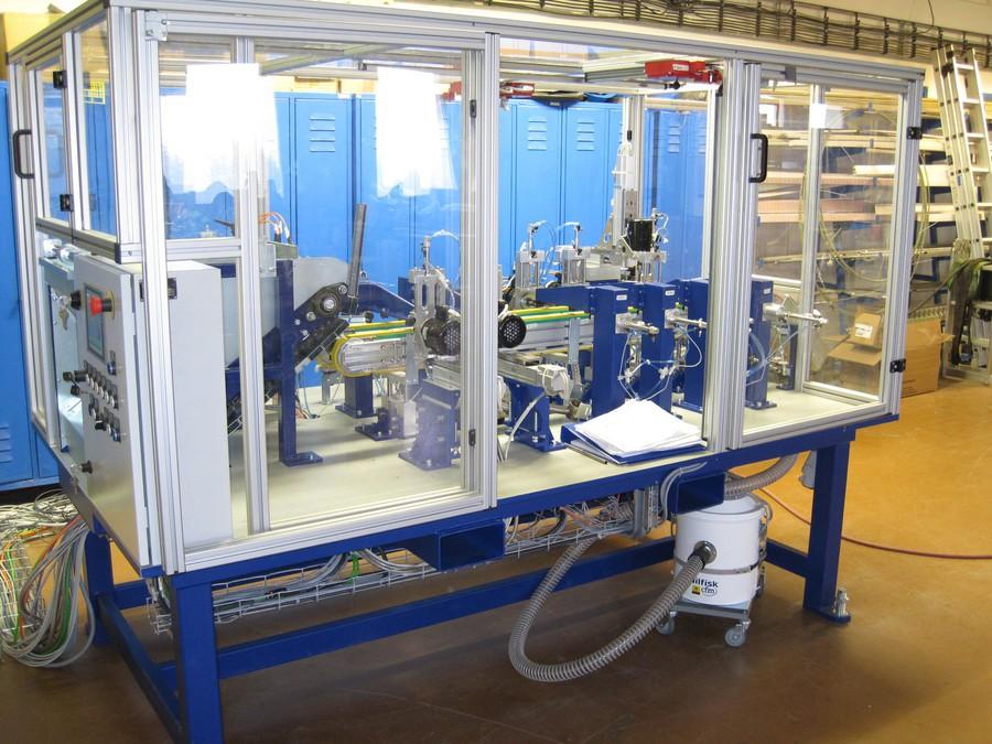 Inovace technologických procesů, průmyslová automatizace, YETTY.EU, Jihlava