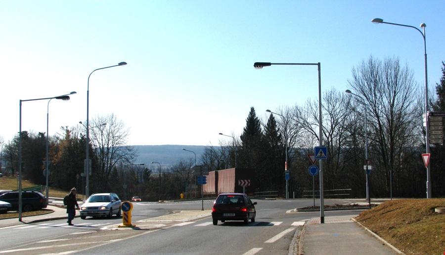 Stožáry veřejného osvětlení na míru vyrábí společnost AMAKO, spol. s r.o.