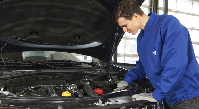 Záruční servis automobilů Škoda, Renault, Dacia
