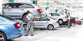 Servisní prohlídky, oprava, montáž autodoplňků, měření emisí, Znojmo