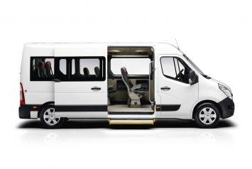 Zapůjčení užitkových vozů Renault, Znojmo
