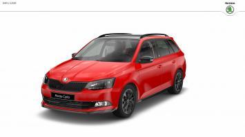 Autodružstvo Znojmo, půjčovna osobních vozů Škoda