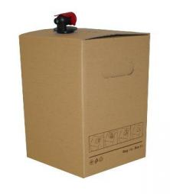 Bag-in-box systém na víno, krabice, sáčky i příslušenství