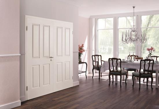 Interiérové dřevěné dveře Hörmann od firmy ZAHRADNÍK PARKET