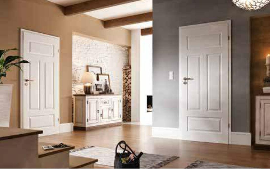 Prodej kvalitních dveří v široké škále vzorů a typů