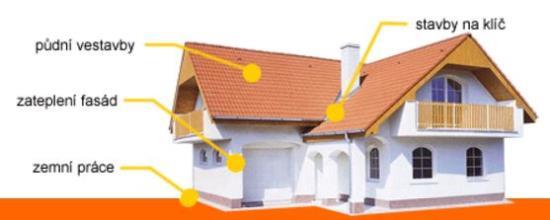 Kompletní zemní a stavitelské práce zajišťuje společnost Stavitelství Kudláč