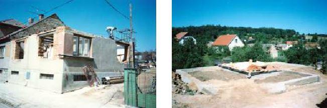 Stavbu rodinných domů na klíč zajišťuje společnost Stavitelství Kudláč