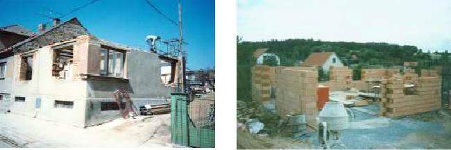 Rekonstrukci rodinných domů i bytů zajistí společnost Stavitelství Kudláč