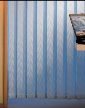 Vertikální interiérové žaluzie, zaměření, dodání, instalace - EVOokna okres Znojmo