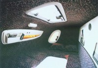 Interiér spací kabiny ERLAN dodá a montuje TOP SERVIS – Holan