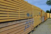 Dodání jehličnatého řeziva pro stavební a obalový průmysl