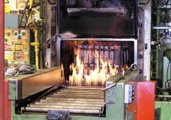 Tepelné zpracování kovů, rovnání, tryskání - Q.I.P. Brno