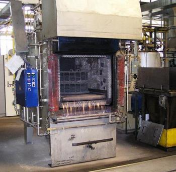 Technická podpora, materiálové a technologické poradenství v oboru tepelného zpracování kovů