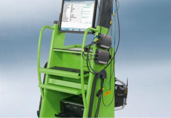 Měření emisí na stanicích technické kontroly