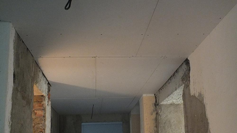 Společnost BAUFIRMA MPR s.r.o. se zabývá montáží sádrokartonu při rekonstrukci i výstavbě domů a bytů.