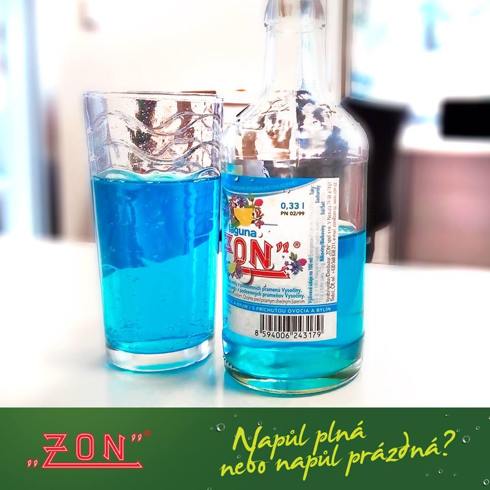 Objevte jedinečné příchutě limonád od společnosti ZON, spol. s r.o. se sídlem v Třebíči