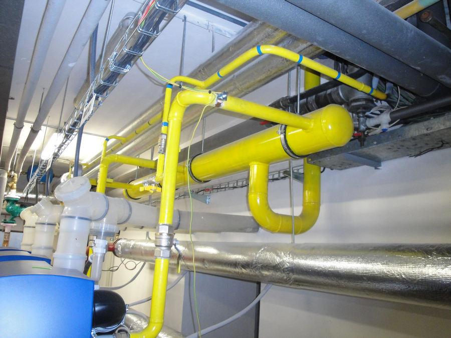 Kompletní plynoinstalatérské služby zajišťuje společnost K-TOP, s.r.o.