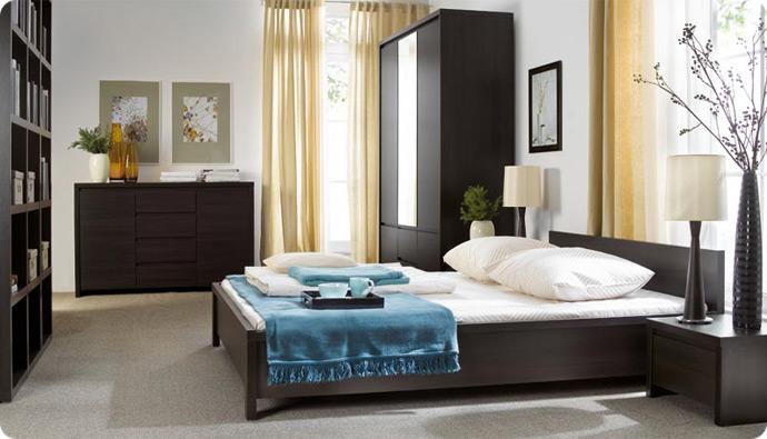 Proměňte Vaši ložnici v oázu klidu a relaxace díky nábytku od společnosti Nábytek Brno Rostislav Životský