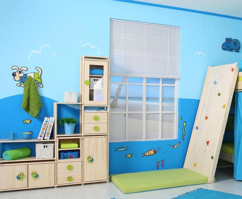 Vybavte dětský pokoj kvalitním nábytkem od společnosti NÁBYTEK LINEA, s.r.o. s prodejnou v Liberci.
