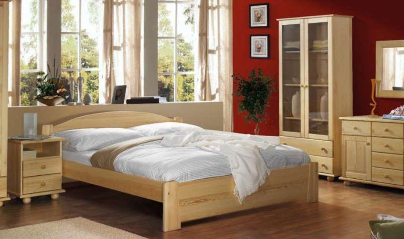 Tradiční i moderní nábytek do ložnice seženete u společnosti NÁBYTEK LINEA, s.r.o.