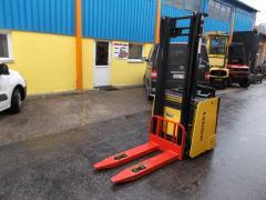 Zánovní vysokozdvižný vozík Hyster v bazarové nabídce VZV-Veselý