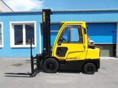 Vysokozdvižné vozíky použité, po kompletním servise, v dobrém technickém stavu