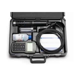 Voděodolný přenosný multimetr pro terénní měření