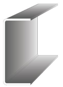 Konstrukční pevnostní profily pro snadnou a rychlou montáž