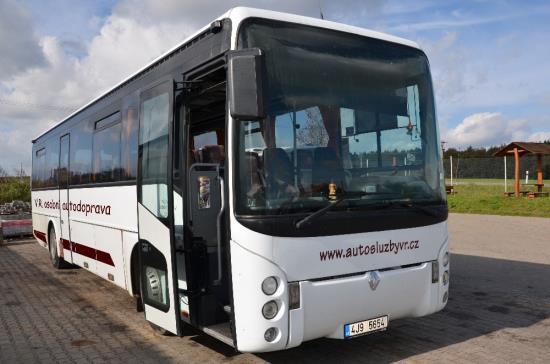 Firma Václav Rous zajistí dopravu autobusy pro zájezdy, školní výlety i firemní akce.