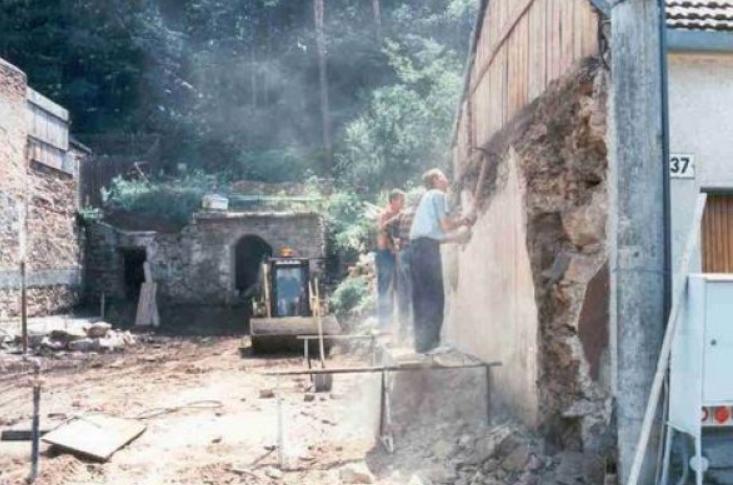 Společnost VESAS s.r.o. zajišťuje kompletní stavební činnost