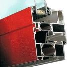 Hliníkový profilový systém HEROAL pro tepelnou izolaci oken