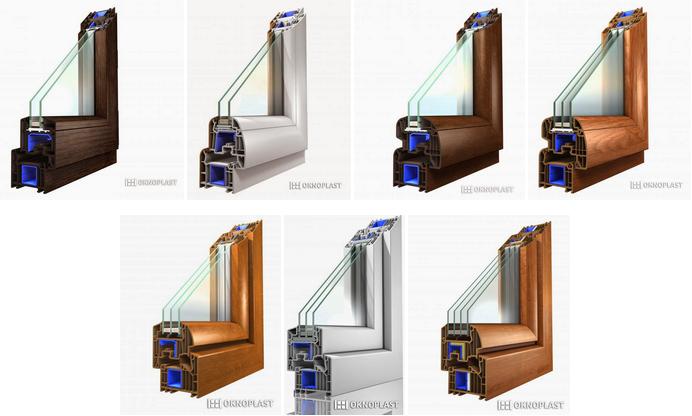 Plastová okna Oknoplast  v nejvyšší kvalitě provedení dodává společnost Okna Bastl