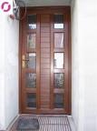 Plastové vchodové dveře od společnosti BOHEMIO CZ, s.r.o., Třebíč