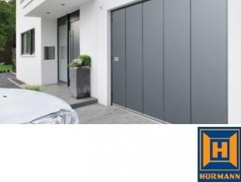Posuvná garážová vrata dodává společnost BOHEMIO CZ, s.r.o.