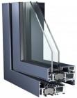 Hliníkové okno AL 75 Excellence v nabídce společnosti BOHEMIO CZ, s.r.o. z Třebíče