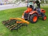 Brány a  bránové stroje - zemědělská technika od AGS Ing. Beneš