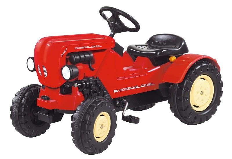 Hračky se zemědělskou tématikou dodává společnost AGS Ing. Beneš