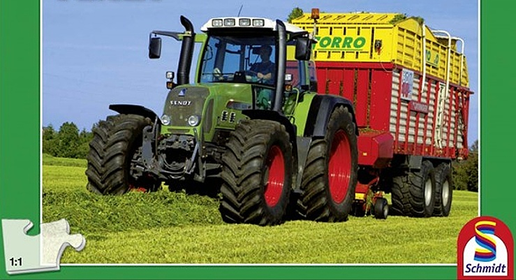 Skládací puzzle se zemědělskou tématikou - v e-shopu AGS Ing. Beneš